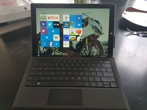 Microsoft Surface Pro 3 i5 w/ keyboard