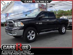 2014 Ram Ram Pickup 1500 4x4 SLT 4dr Quad Cab 6.3 ft. SB Pickup