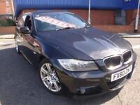 60 BMW 320D MSPORT DIESEL 185 BHP *PARKING SENSORS*