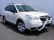 2014 Subaru Forester S4 MY14 2.0i AWD White 6 Speed Manual Wagon Devonport Devonport Area Preview