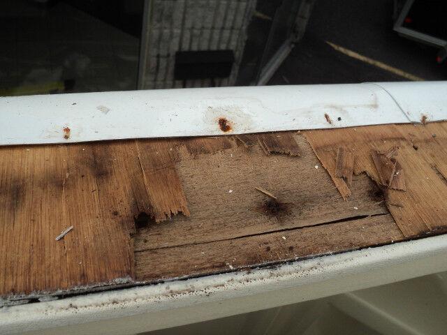 Infiltration eau vr entretien et r paration vr roulotte - Infiltration eau plafond appartement ...