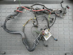 engine wiring harness loom turbo volvo v70 c70 s70 2 3l 2 4l 5 cyl auto