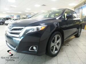2013 Toyota Venza V6 AWD | Navigation | Leather | Rem Start