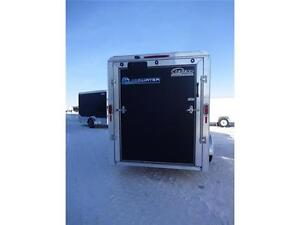 6x15 Legend Deluxe V-Nose, BLACKOUT! Ramp door! ONLY $107/MONTH! London Ontario image 6