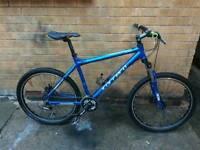 Men's Hardtail 24 Speed Aluminium Mountain Bike in Good condition