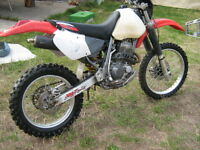 MUST SELL-- PRICE DROP-- XR400