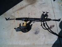 Mustang power rack/pinion