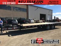 2019 PJ Trailers 25' Classic Pintle with Duals, 25K GVW (PDP) London Ontario Preview