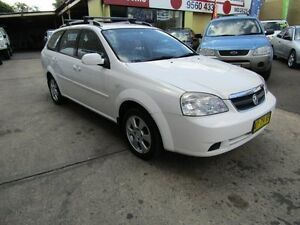 2008 Holden Viva JF MY08 Upgrade 4 Speed Automatic Wagon Leichhardt Leichhardt Area Preview