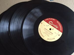 78 RPM Record Collection - 4 boxes