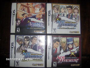 14 Nintendo DS games for sale!