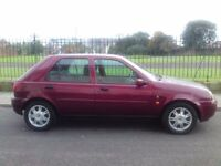 02- FORD FIESTA 1.2 GHIA 12 MONTHS MOT GREAT CONDITION £450