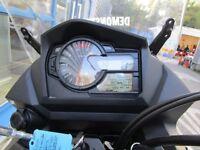 Suzuki V-Strom 650 - Only 584 Miles!