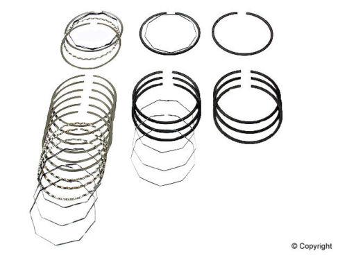 Engine Piston Ring Set-Deves WD EXPRESS fits 68-76 BMW 2002 2.0L-L4