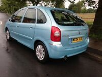 2004 CITROEN XSARA PICASSO 1.6 - ONE OWNER - NEW M.O.T - LOW MILEAGE