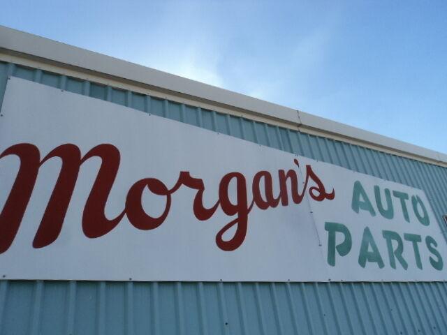 Morgan Auto Parts
