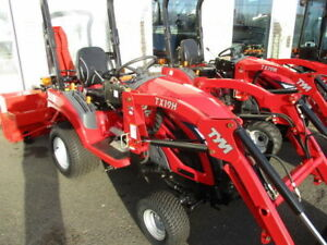 TYM 194 tractor *PACKAGE DEAL**