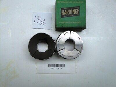 Hardinge S22 1-332 Round Collet Pad Set 1-332 Round New Old Stock