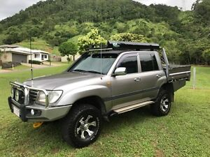 Toyota LandCruiser 100 Series Dual Cab Cairns Cairns City Preview