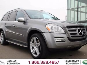 2010 Mercedes-Benz GL-Class GL550 4MATIC - LOCAL ONE OWNER TRADE