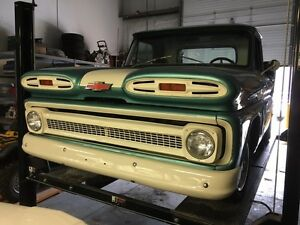 1965 Chev 1/2 Ton Stepside Short Box