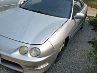 Parting out 1998 acura integra dc2 b18c1