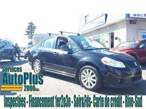 2011 Suzuki SX4 Sedan Sport **PRIX RÉDUIT** FULL - BAS KILO