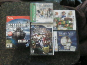 NEED GONE ASAP - Various Games