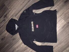 Boys age 10 napapijri jacket