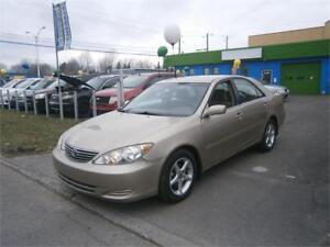 2005 Toyota Camry LE    LIQUIDATION  SEULEMENT 2955$