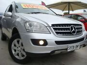 2007 Mercedes-Benz ML350 W164 Luxury Silver 7 Speed Sports Automatic Wagon Enfield Port Adelaide Area Preview