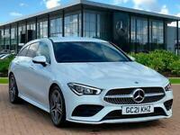 2021 Mercedes-Benz CLA Cla 220D Amg Line 5Dr Tip Auto Estate Diesel Automatic