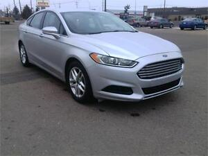 2014 Ford Fusion SE LIKE NEW! VERY CLEAN! FINANCING AVAILABLE!! Edmonton Edmonton Area image 2