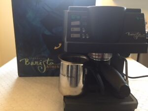 Starbucks Barista Athena Espresso Machine - great coffee !!
