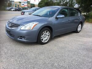 2011 Nissan Altima 2.5 S 2.5 S PUSH START, AUX, WELL MAINTAINED