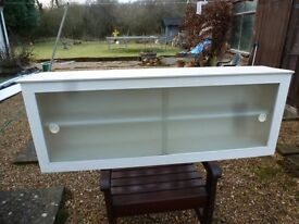 1960's kitchen cabinet ready for upcycling