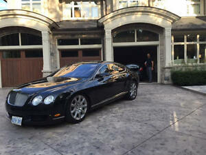 2005 Bentley Continental GT Coupe (2 door)