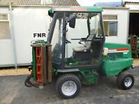 RANSOMES 2130 WITH CAB MOWER DIESEL