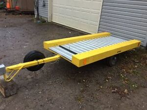 Vintage Ski-doo Trailer Peterborough Peterborough Area image 1