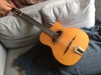 Gitane Cigano GJ-5 D Hole Gypsy Jazz Guitar