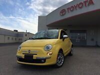 2012 Fiat 500 Convertible Lounge