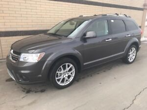 2017 DODGE JOURNEY GT AWD 7 PASS GURANTEED FINANCING
