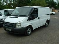 FORD TRANSIT 280 SWB 2008 FSH ONE OWNER DRIVES SUPERB £3495 NO VAT