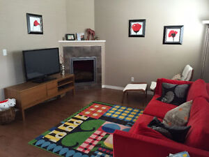 Bright and Clean room wt Den in Griesbach included Utilities