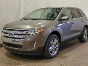 2012 Ford Edge Limited AWD w/ Navigation, Sunroof