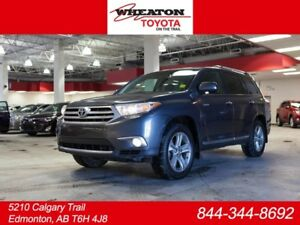 2013 Toyota Highlander Hybrid Limited Hybrid 4dr All-wheel Drive