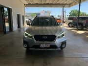 2018 Subaru Outback B6A MY18 2.5i CVT AWD Premium Silver 7 Speed Constant Variable Wagon Miles End Mt Isa City Preview
