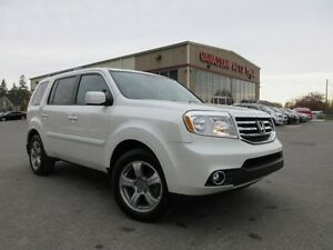 2014 Honda Pilot EX-L AWD, LEATHER, ROOF, JUST 48K!