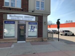 Office/Retail Space for Lease in Prime West Burlington