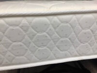 Twin or Single Mattress Sale Brand New Sealed in Bags